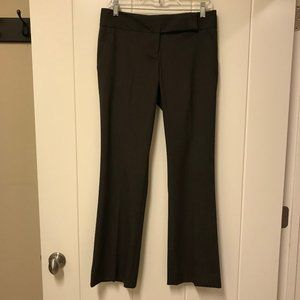 The Limited Cassidy Fit Trouser Pant Brown 4 Short